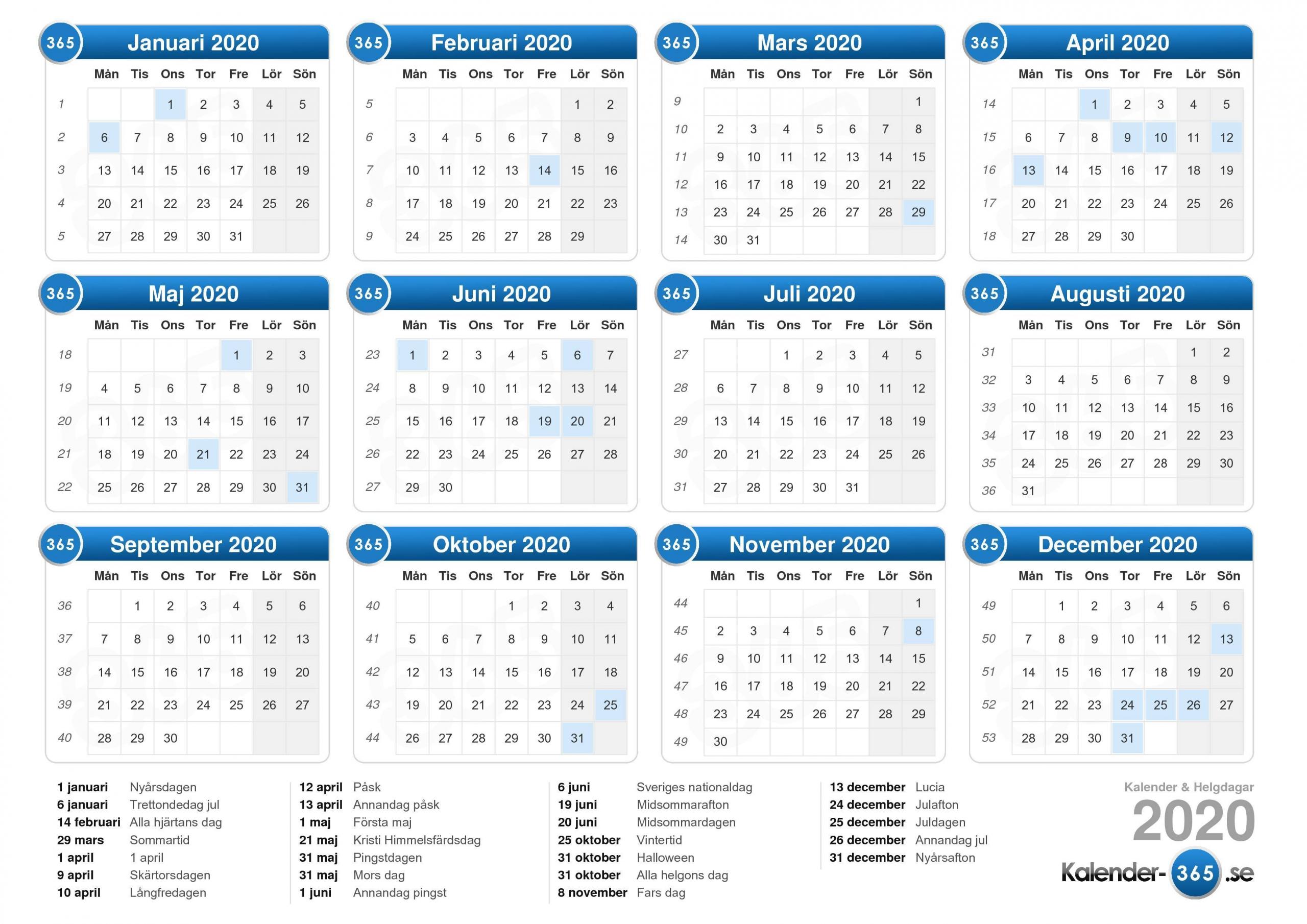 Kalender 2020 | Angkatan Darat