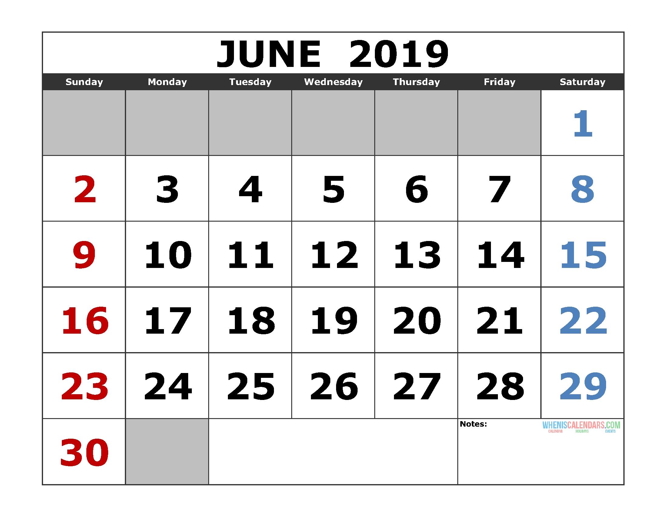 Printable Calendar | Free Printable 2020 Monthly Calendar With Holidays
