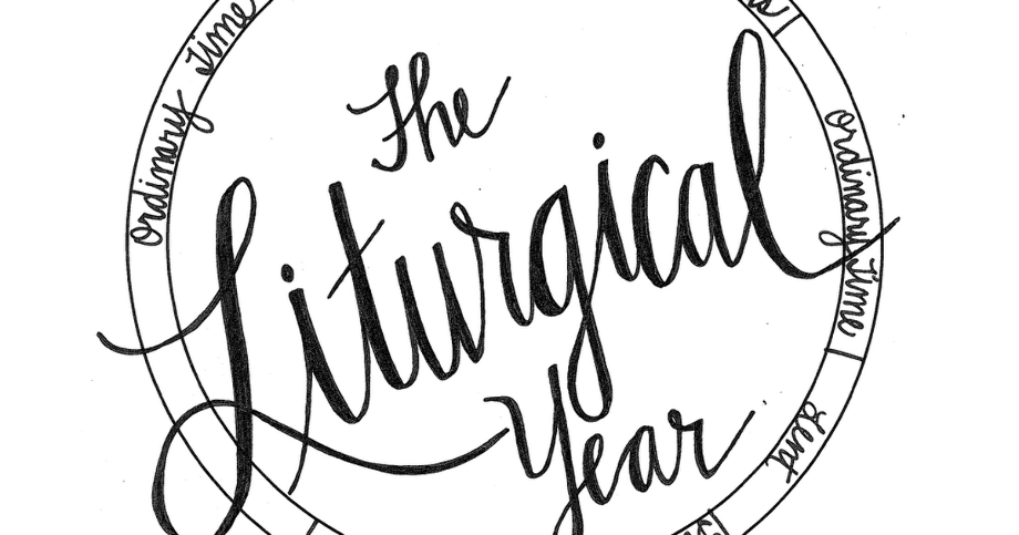 Religion Liturgical Year - Coloring Pages - Print Coloring 2019