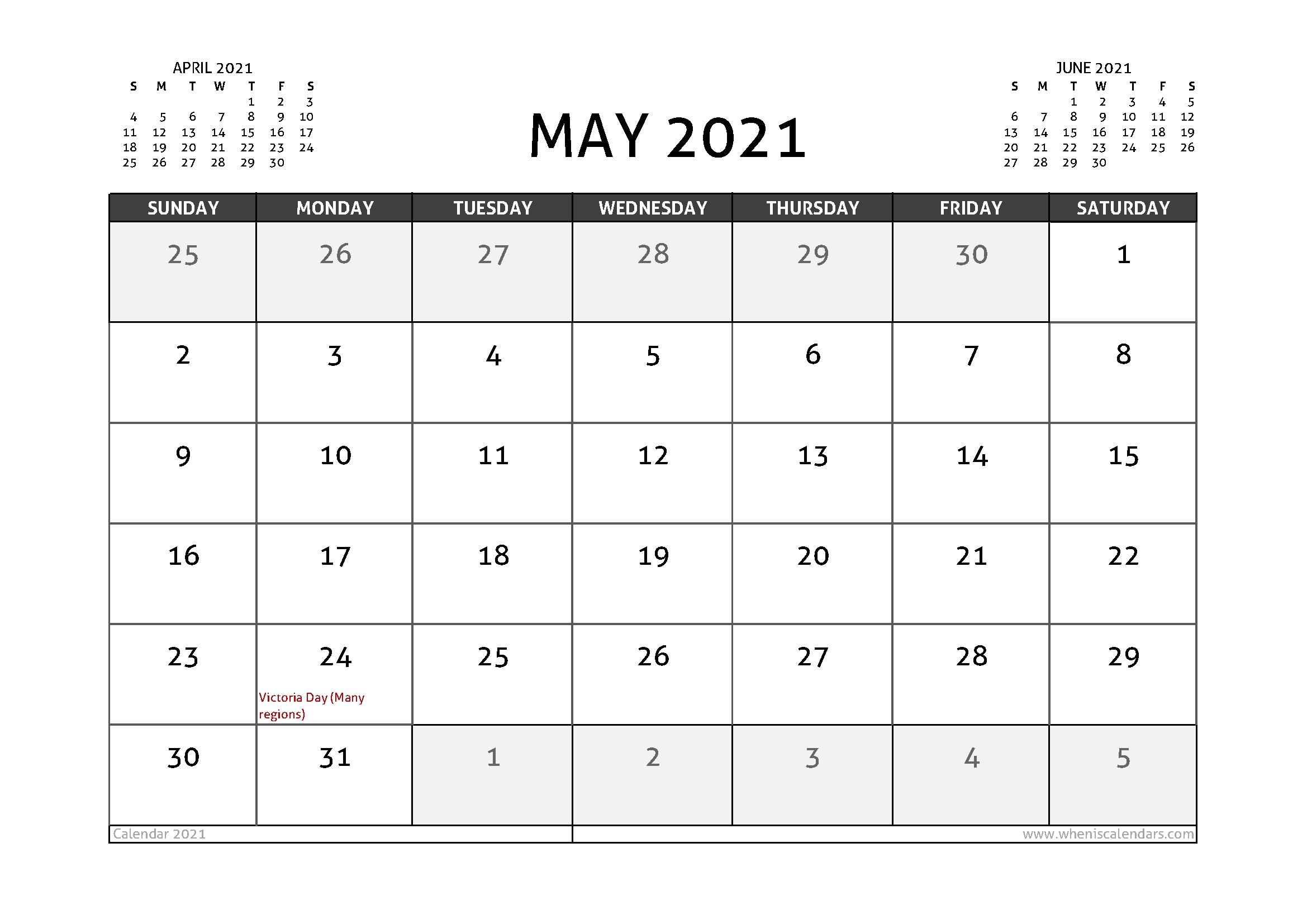 20+ 2021 Holidays Canada - Free Download Printable Calendar Templates ️