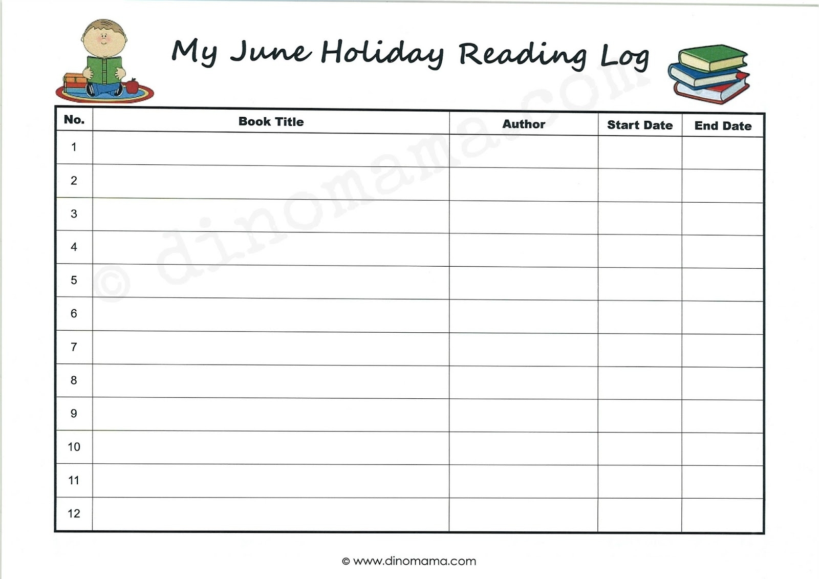 2013 June Holiday Reading Project ~ We Are The Dinofamily 我們是恐龍家族   Singapore Parenting Blog