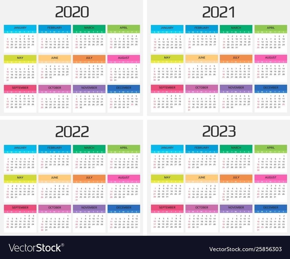 2021 2023 Calendars Printable Free | Month Calendar Printable