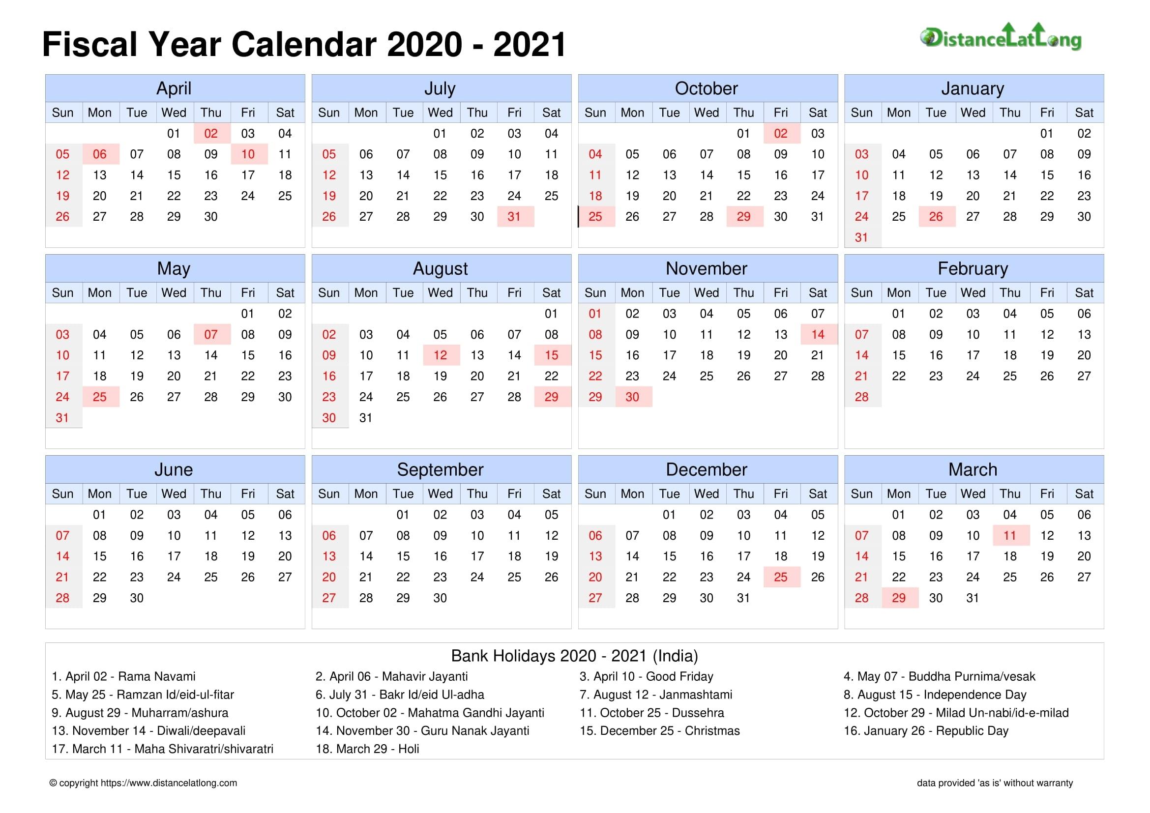 2021 Calendar With Religious Holidays | Printable Calendars 2021