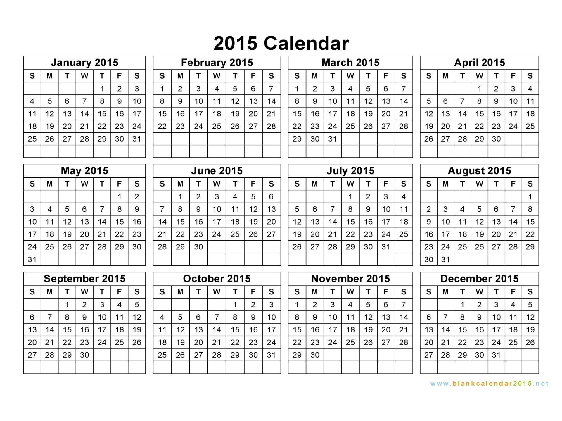 5 Year Calendar On One Page   Ten Free Printable Calendar 2020-2021