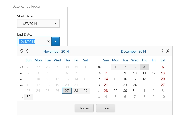 Asp Data Editors: Date Edit, Clear Button And Binary Image Enhancements (Coming Soon In V14.2)