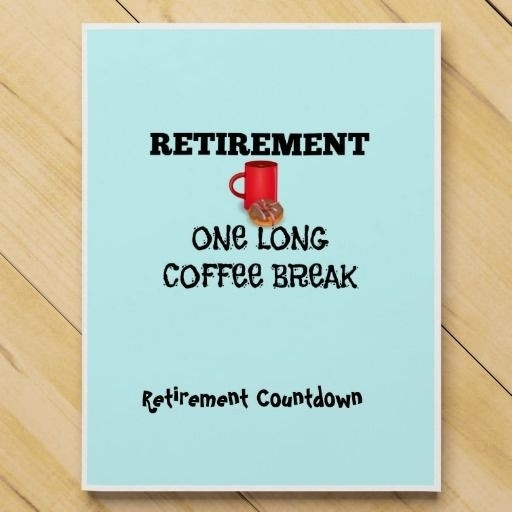 Awesome Countdown To Retirement Calendar Printable   Free Printable Calendar Monthly