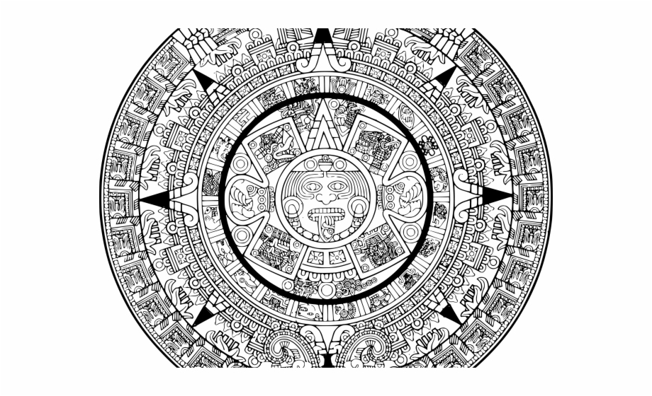 Aztec Calendar Clipart 20 Free Cliparts | Download Images On Clipground 2021