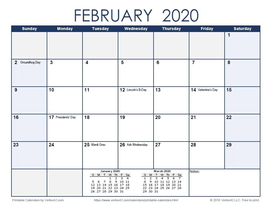 Calendar 12 Monday Thru Sunday Image   Calendar Template 2020