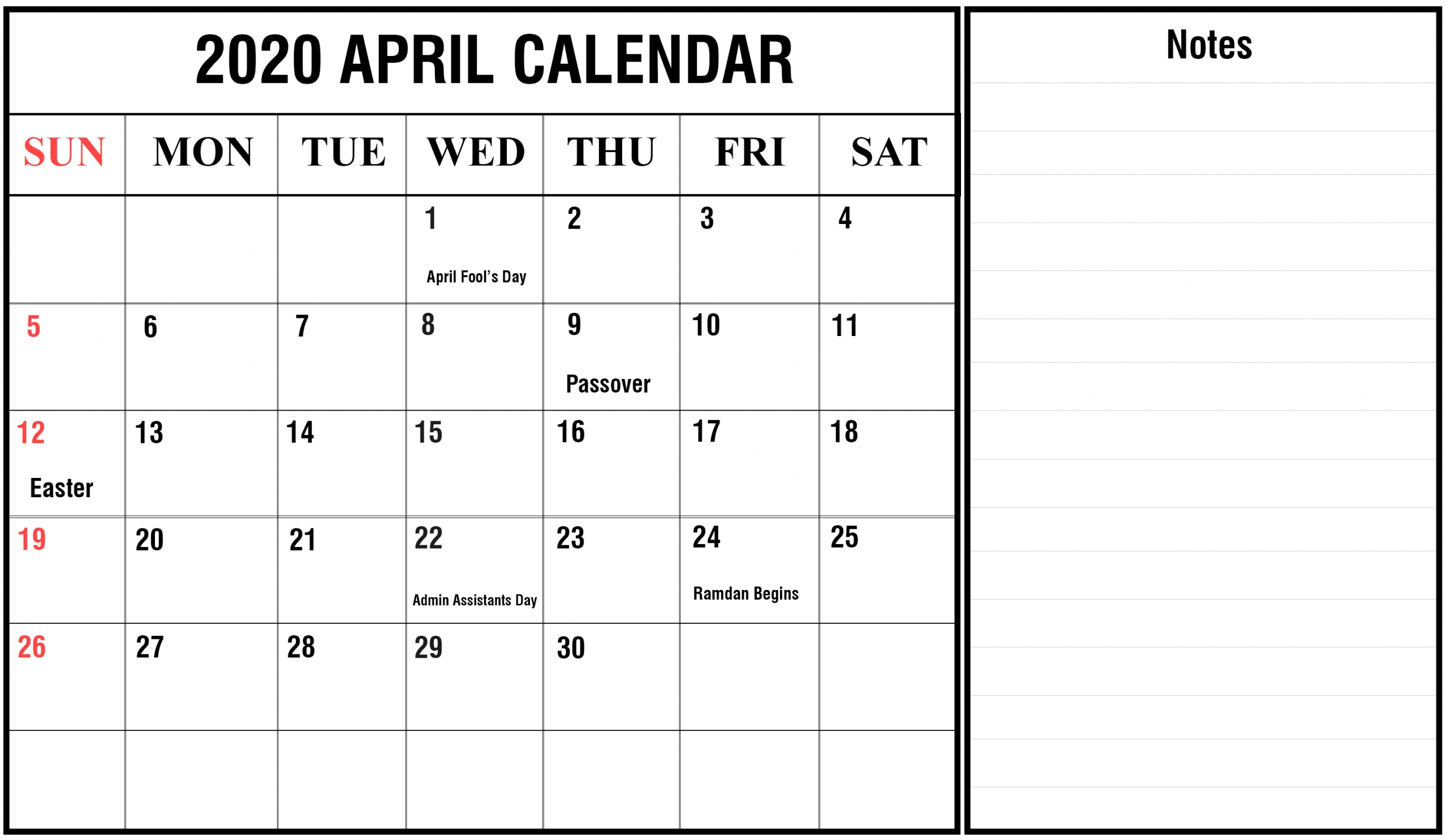 Calendars You Can Edit :-Free Calendar Template