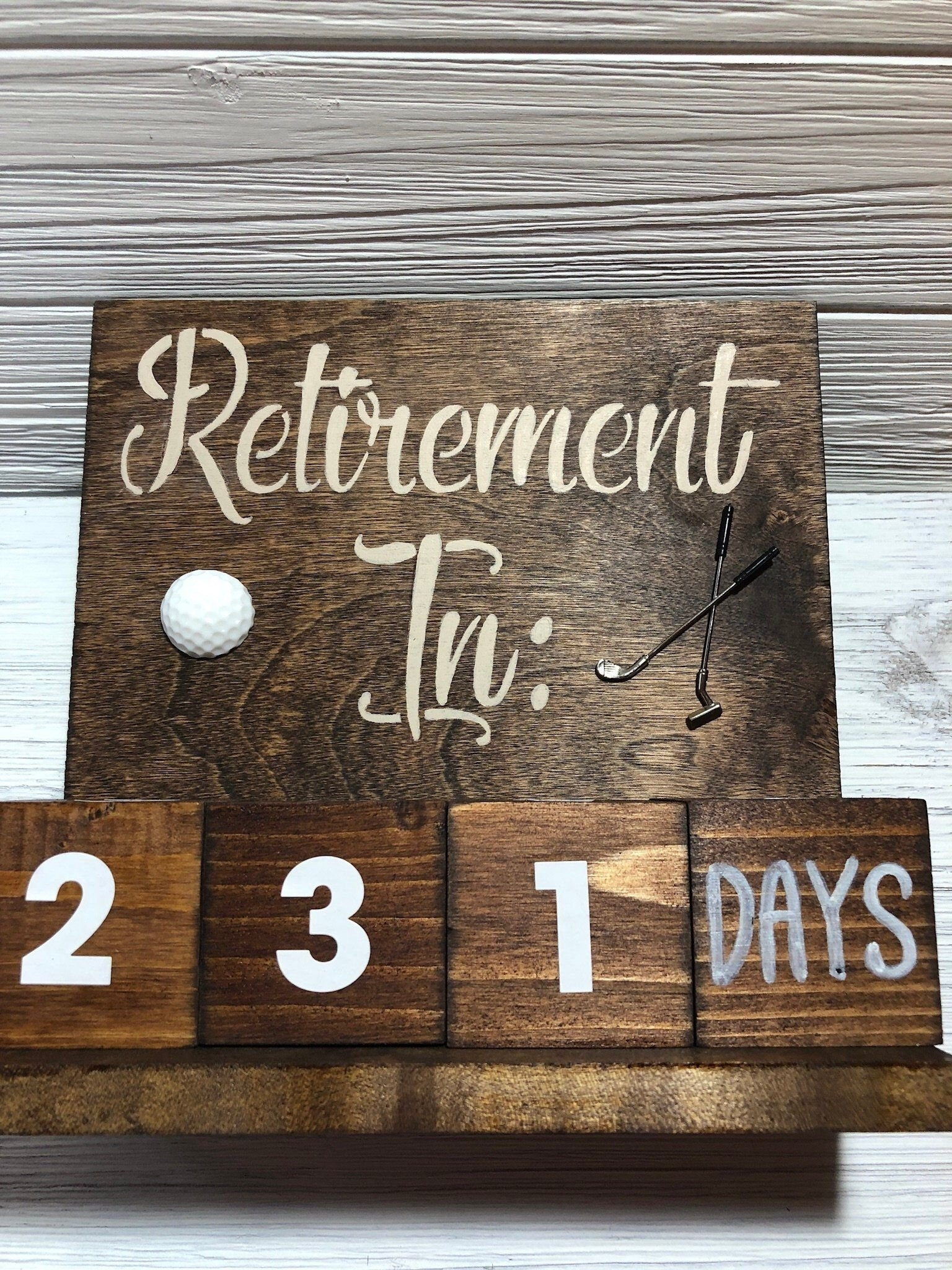 Countdown To Retirement Calendar :-Free Calendar Template