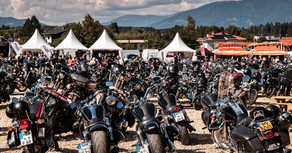 European Bike Week 2019 120.000 V2-Fans