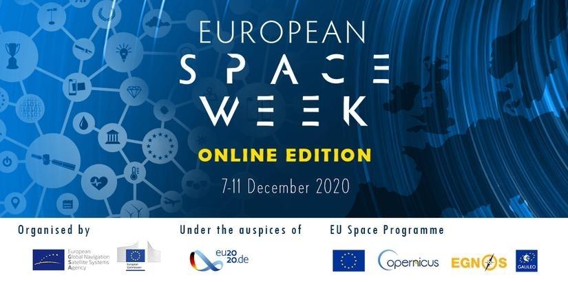 European Space Week 2020 | Essp-Sas