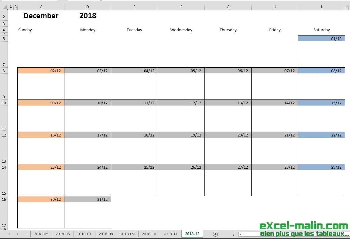 Free Printable Monthly Calendar Editable - Calendar Inspiration Design
