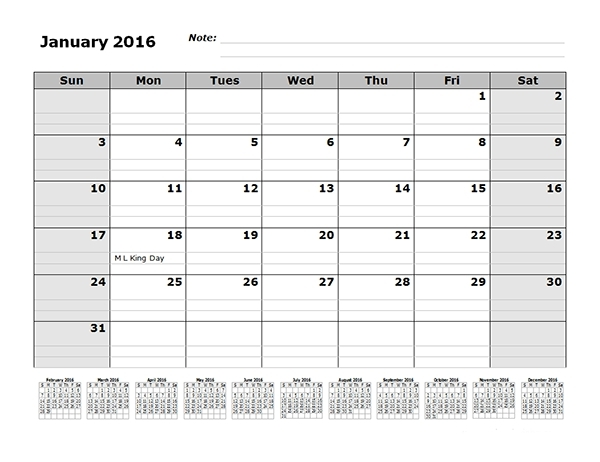 Free Printable Templates For Lined Calendars :-Free Calendar Template