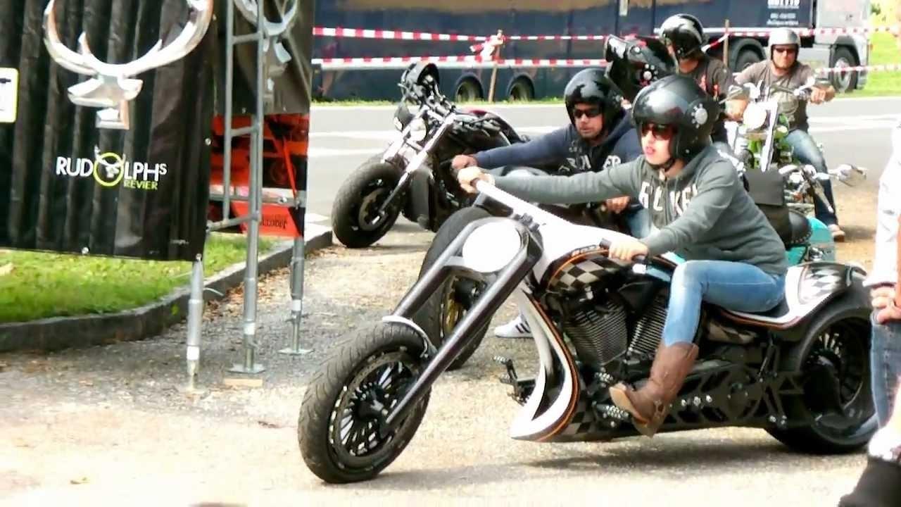 Harley Village European Bike Week 2012 In Faak Am See - Youtube