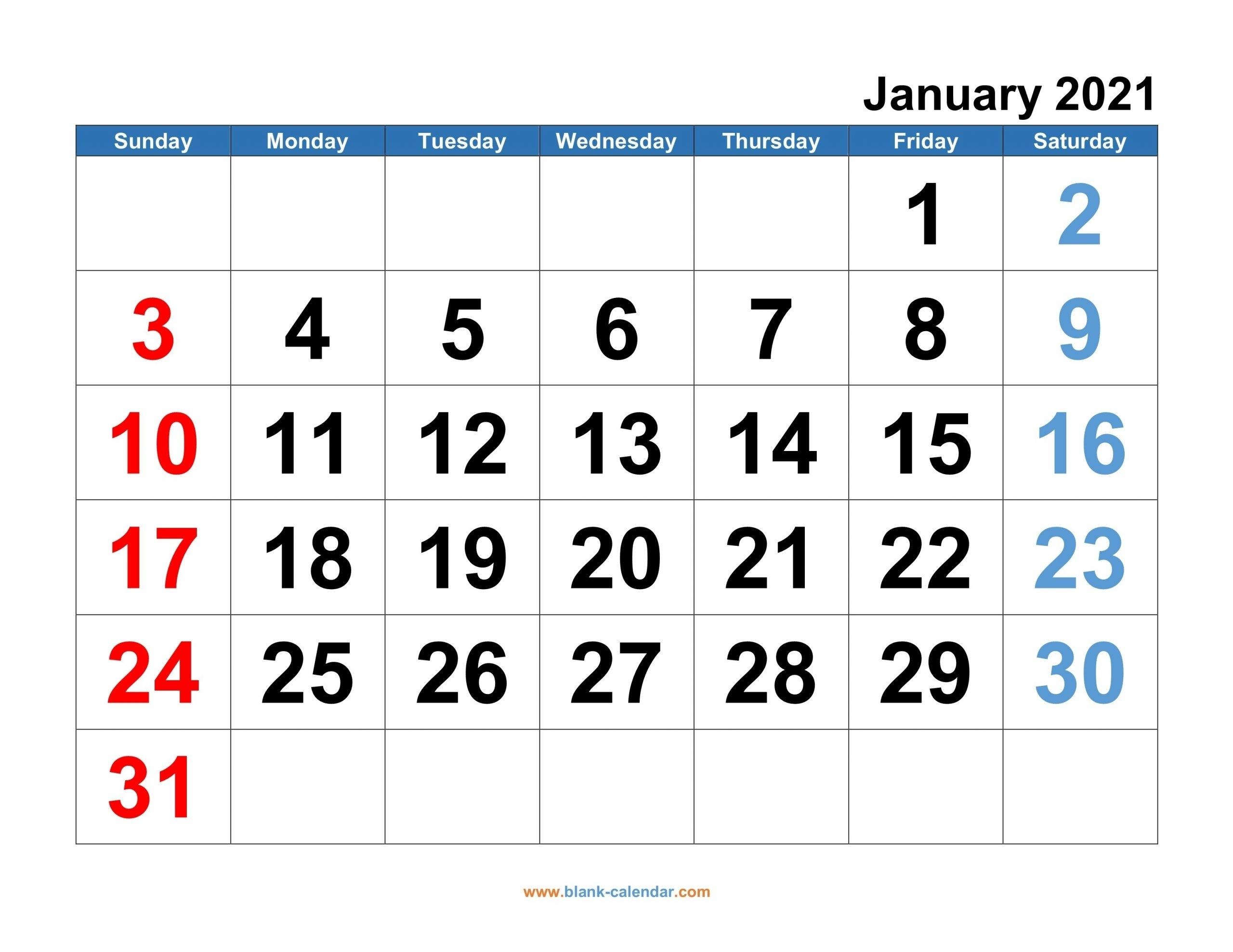 Microsoft Calendar Templates 2021 2 Page Per Month Printable | Calendar Template Printable