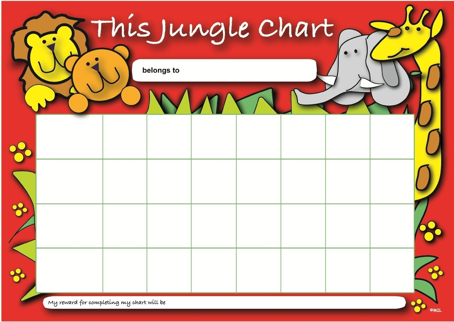 Motivate Your Child To Perform Better With These Reward Charts!   Theasianparent Philippines