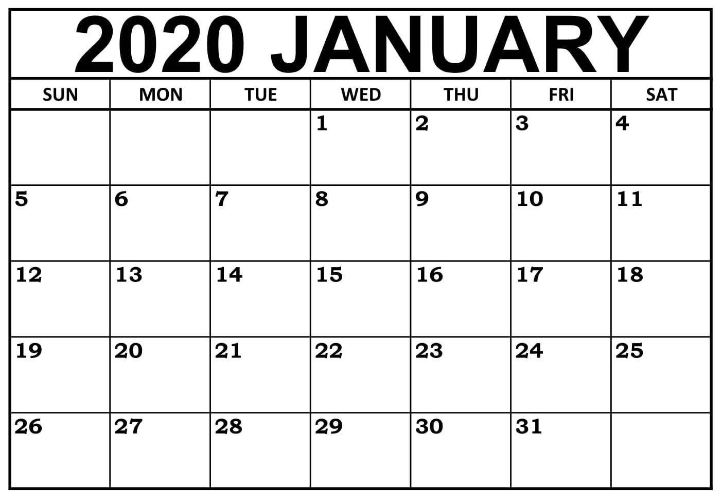 October 2020 8.5 X 14 Landscape Editable Printable Calendar Templates   Example Calendar Printable
