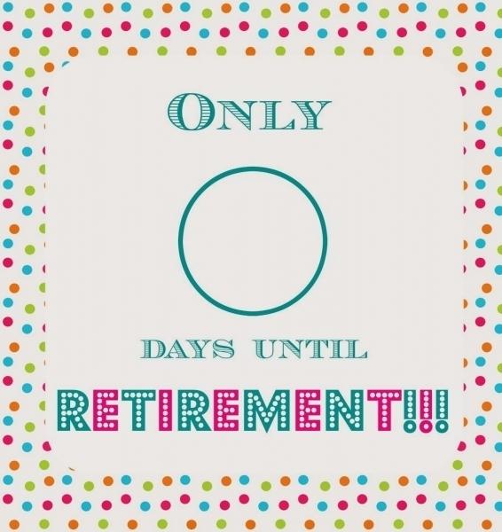 Printable Retirement Countdown   Printable Calendar Template 2021