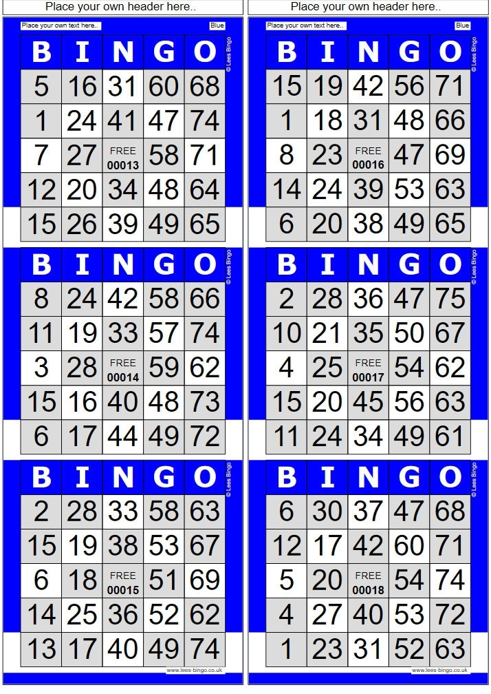 Read All About Stateside Bingo Software, Download A Demo, Purchase Your Licence