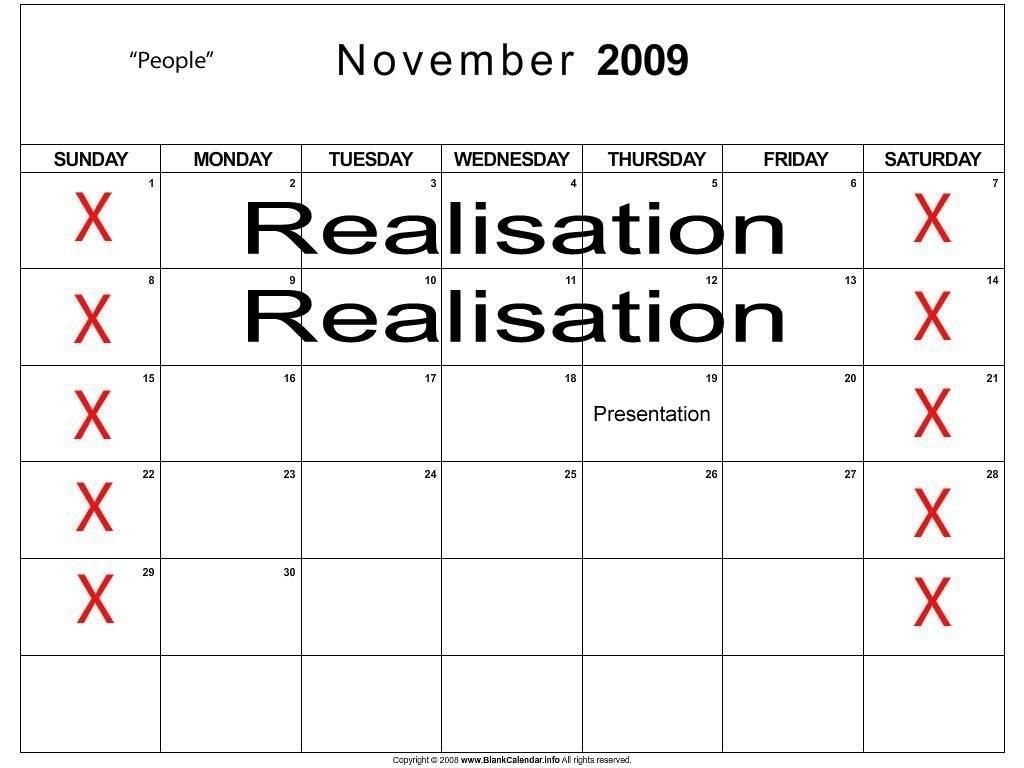Retirement Calendar Countdown Printable - Calendar Templates