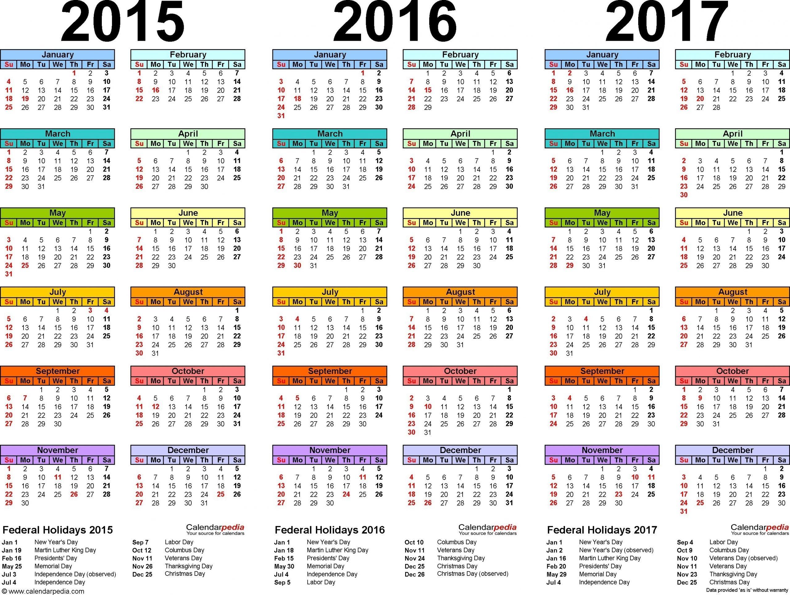 Retirement Calendar Countdown Printable :-Free Calendar Template