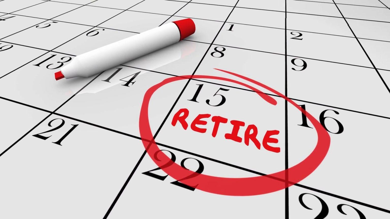 Retirement Countdown Calendars Printable :-Free Calendar Template