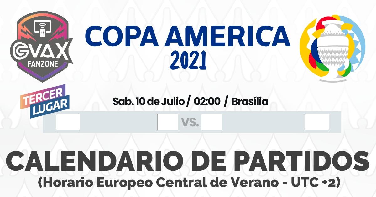 Tercer Lugar - Bogotá En Vivo, Copa America 2021 Calendario Pdf Gratis, Encuentros Y Estadios