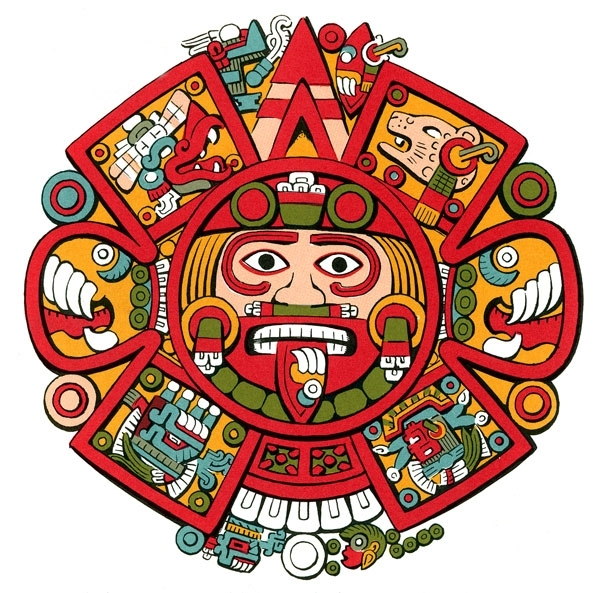 The Aztec Calendar Clipart 20 Free Cliparts | Download Images On Clipground 2021