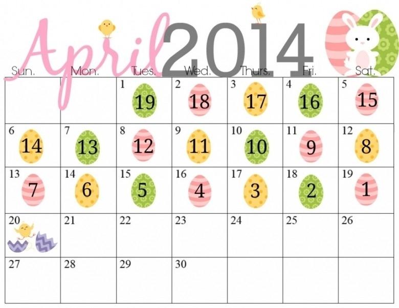 Unique Retirement Calendar Countdown Printable   Free Printable Calendar Monthly