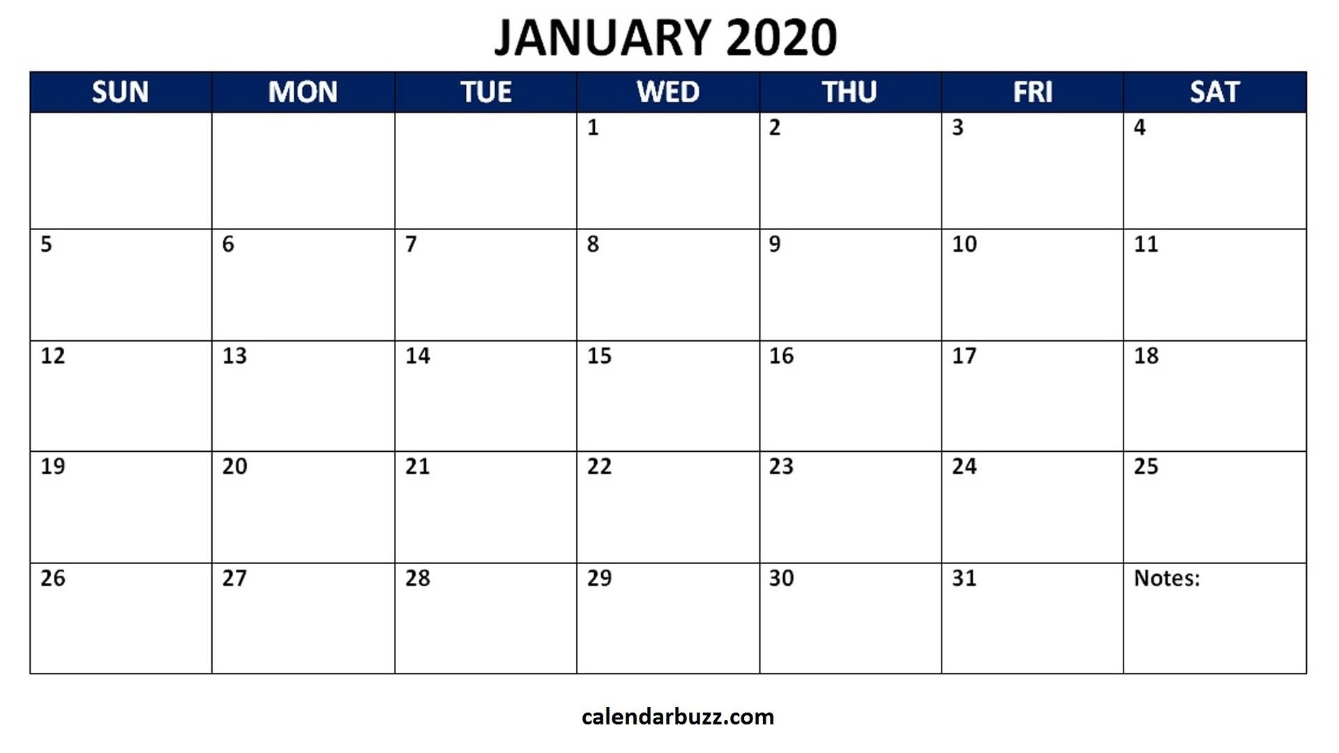Universal Monthly Calendars You Can Edit   Get Your Calendar Printable